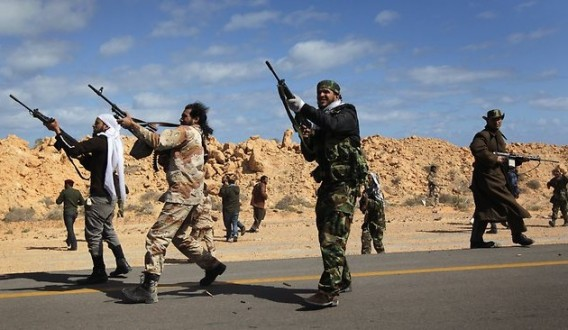 islamistes libya