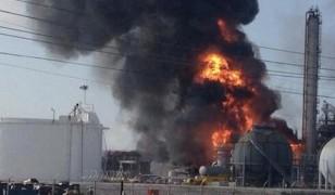 libya explotion