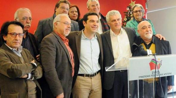 syriza oikologoi