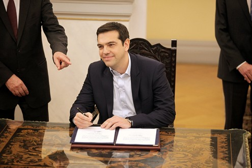 tsipras ork