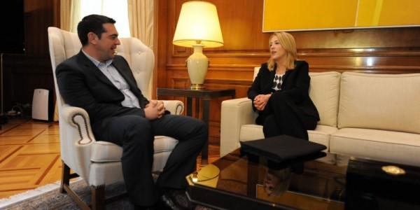 tsipras doyrou maximou