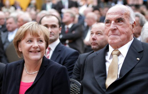 GERMANY-POLITICS-ANNIVERSARY-KOHL
