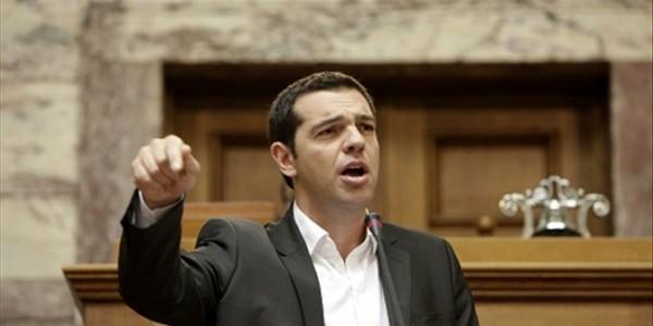 Αποτέλεσμα εικόνας για ομιλια τσιπρα στη κοινοβουλευτική ομαδα