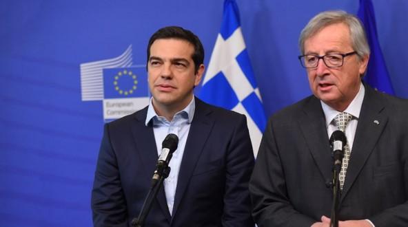 tsipras giounker