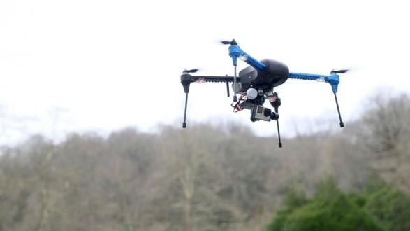 droneselas