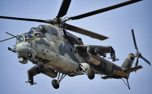 Αποτέλεσμα εικόνας για Ρωσικό στρατιωτικό ελικόπτερο συνετρίβη στη Συρία -Νεκροί και οι 2 πιλότοι