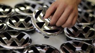 GERMANY-AUTO-COMPANY-VOLKSWAGEN