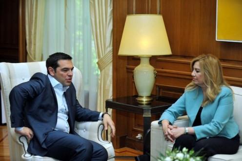 gennimata tsipras