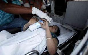 Duo krousmata poliomuelitidas stin Oukrania