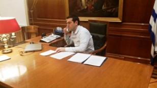 tsipras til