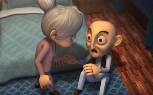 Τι νιώθει ένα άτομο με Αλτσχάιμερ... ΒΙΝΤΕΟ