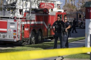 Police: At least 14 dead, 14 wounded in San Bernardino shooting