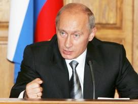 Russian President Vladimir Putin visits Belgorod Region