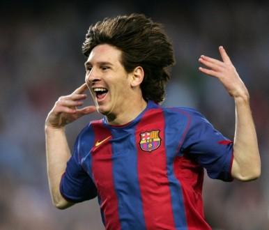Μέσι: Η μέρα που συστήθηκε στο παγκόσμιο ποδόσφαιρο