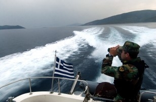 GREECE OLYMPICS SEA PATROL