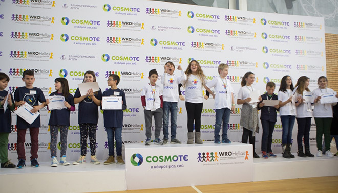 Οι νικήτριες ομάδες, Robotakia, TriRoboNauts  & Robofantasy