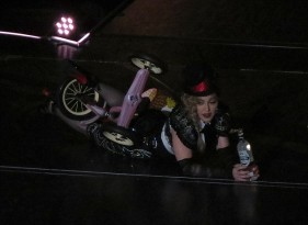 Madonna concert in Melbourne, Australia