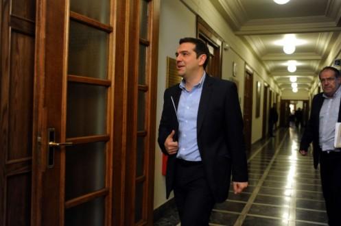tsipras parl