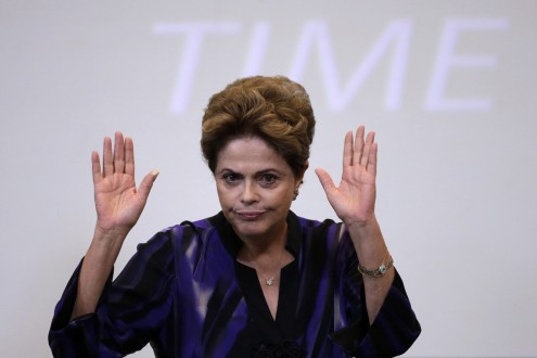 Supreme Court rules that impeachment vote against Rousseff can proceed