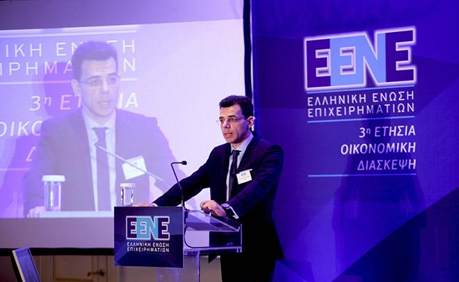 Δρ. Βασίλης Αποστολόπουλος, Πρόεδρος ΕΕΝΕ