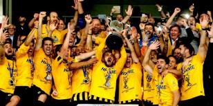 H χρυσή βίβλος του Κυπέλλου Ελλάδας