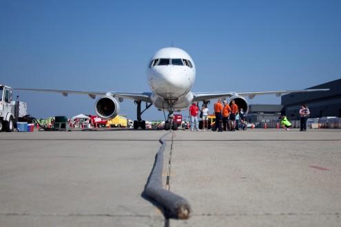 plane b