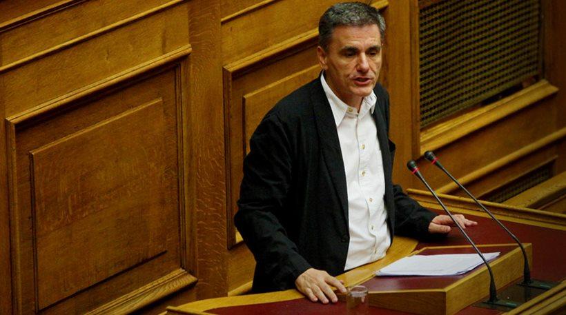 Τσακαλώτος: Είμαστε μια κυβέρνηση με σοβαρότητα, που δεν πουλάει φούμαρα
