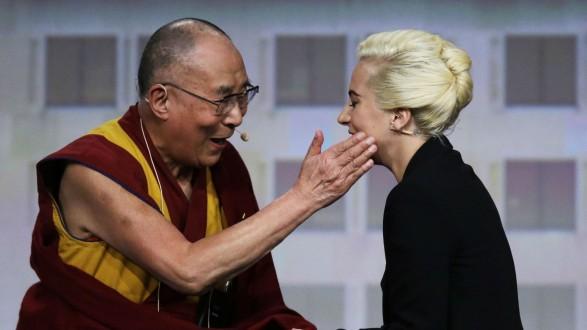 dalailamaladygaga
