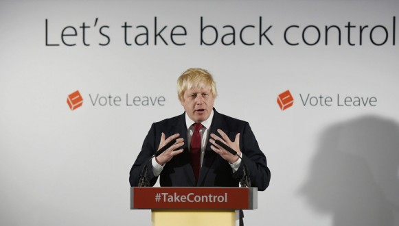Britain votes for leaving the European Union
