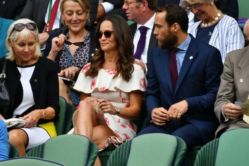 Wimbledon Lawn Tennis Championships Day 1