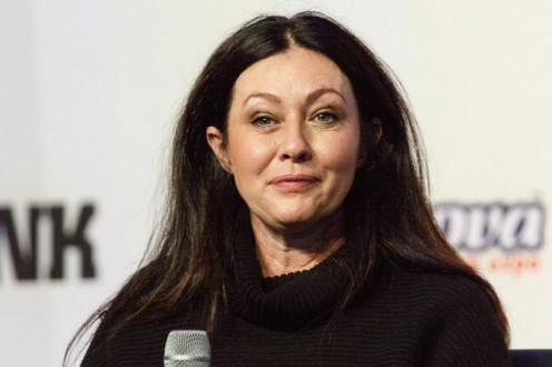 Shannen Doherty meets fans at Supanova Sydney