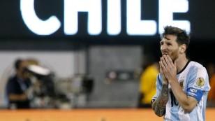Argentina vs Chile - Copa America Final