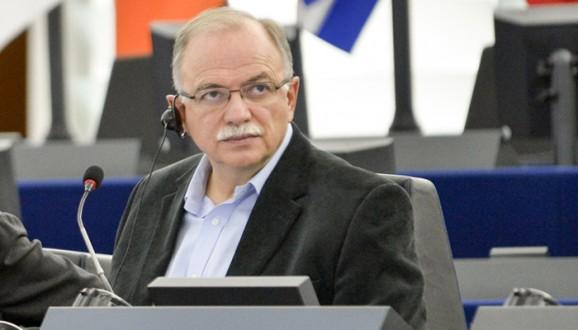 PAPADIMOULIS, Dimitrios (GUE/NGL, GR) - EP Vice-President