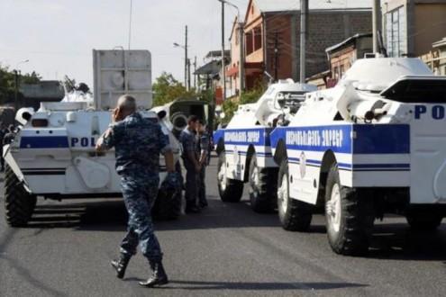 police-armenia