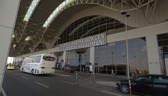 Istambul; Pendik; Aeroporto Sabiha Gokcen
