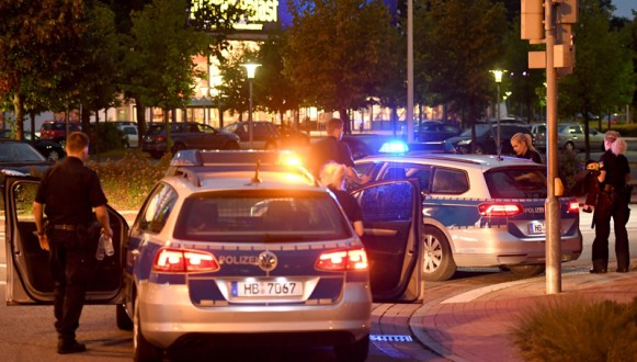 Shopping center in Bremen evacuated