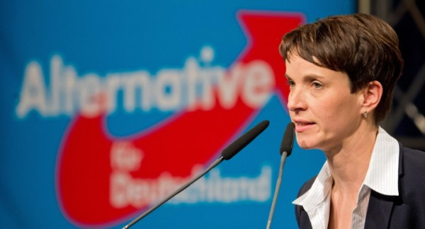 AfD party convention in Hanover