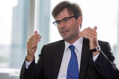 KfW IPEX Bank GmbH Vice President Frank Breitenbach Interview