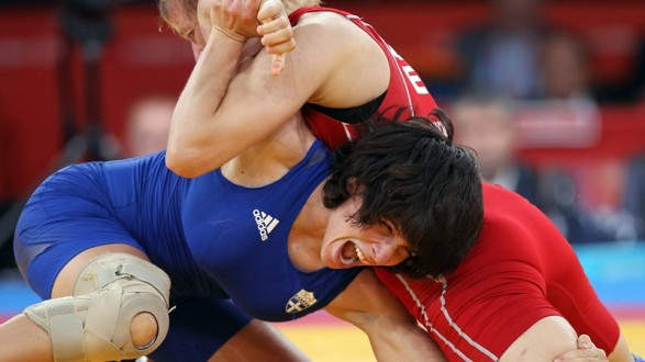Olympic Games 2012 Wrestling Freestyle