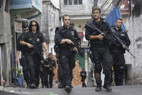 Brazil Rio Violence