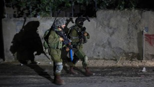 West Bank raids in search for missing boys