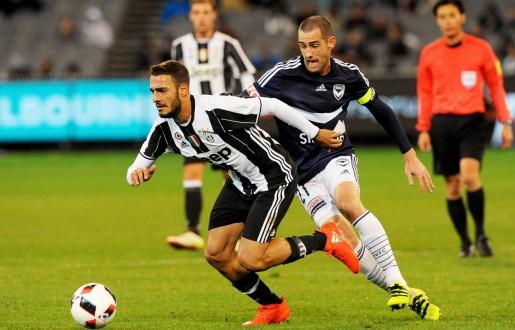 Melbourne Victory vs Juventus FC