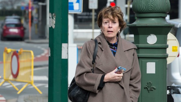 Dutch former European Commissioner Neelie Kroes