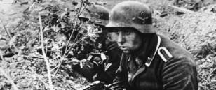 WWII Russia Nazi Trooper