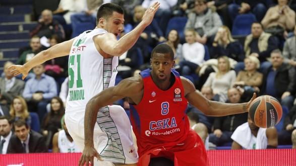 CSKA vs Darussafaka