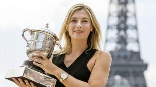 FILES Maria Sharapova failed drug test at Australian Open