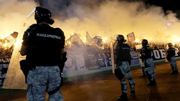 Partizan Belgrade vs Red Star Belgrade