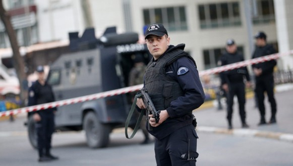 Attack to Police headquarter in Istanbul
