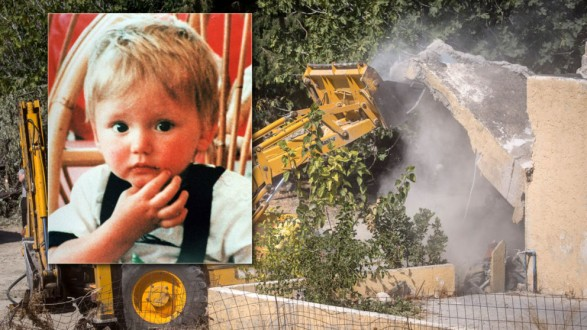 25 Years After He Disappeared Police Search For Remains Of Toddler Ben Needham