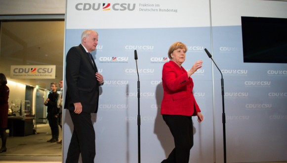 CDU/CSU Parliamentary Group Meeting